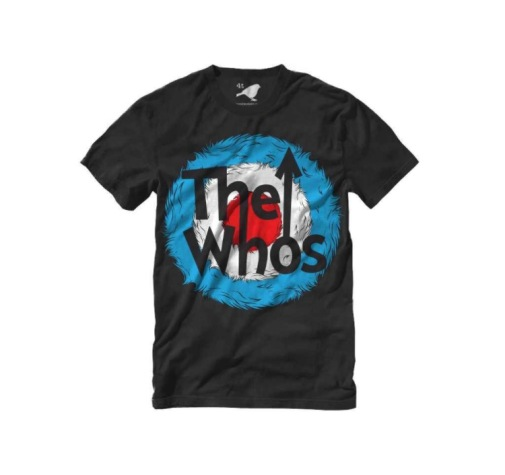 The Who tee- Hatch For Kids