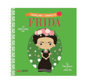 Counting With|Contando Con...Frida by Lil Libros